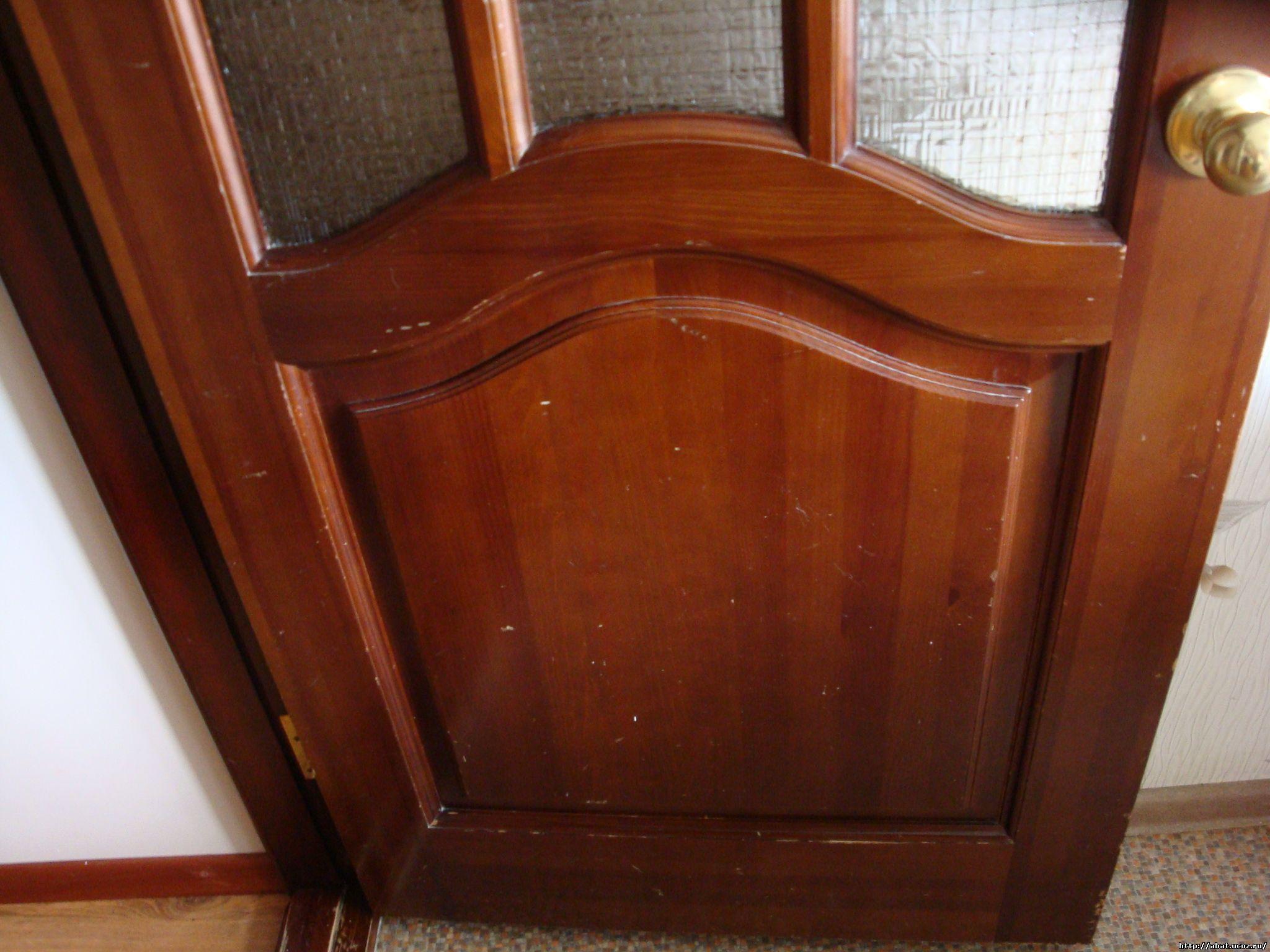 Реставрация межкомнатных дверей (29 фото как обновить)